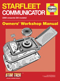 Star Trek: The Original Series  Starfleet Communication Owners' Workshop Manual