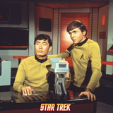 Star Trek: The Original Series  Sulu and Chekov