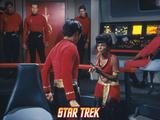"Star Trek: The Original Series  Uhura in ""Mirror  Mirror"""