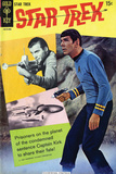 Star Trek: The Original Series Cover  Mr Spock and Captain Kirk