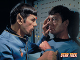 "Star Trek: The Original Series  McCoy and Spock's Counterpart in ""Mirror  Mirror"""