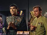 "Star Trek: The Original Series  Captain Kirk in ""Journey to Babel"""