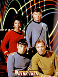 Star Trek: The Original Series  Captain Kirk  Spock  Uhura and Dr McCoy