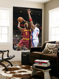 Cleveland Cavaliers v Detroit Pistons: Daniel Gibson and Tracy McGrady