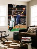 Denver Nuggets v Boston Celtics: Nene and Shaquille O'Neal