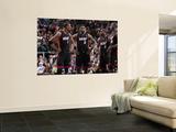 Miami Heat v Dallas Mavericks: Dwyane Wade  Chris Bosh  LeBron James and Joel Anthony