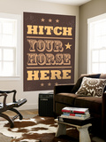 Hitch Your Horse