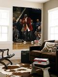 New York Knicks v Charlotte Bobcats: Michael Jordan