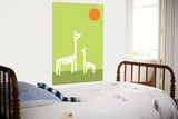 Green Giraffe