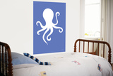 Blue Octopus