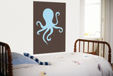 Brown Octopus