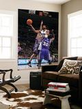 Phoenix Suns v Denver Nuggets: Nene and Earl Barron