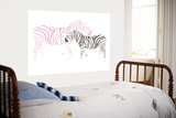 Pink Zebra