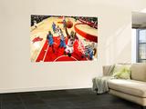 Oklahoma City Thunder v Chicago Bulls: Keith Bogans  Nenad Krstic  Kevin Durant and Eric Maynor