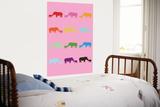 Pink Rainbow Rhinos