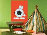 Orange Bunny Eye