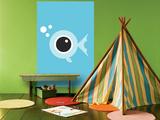 Blue Fisheye