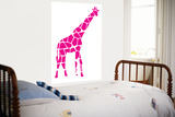 Pink Giraffe