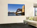 Sydney Harbour Bridge from Milson's Point