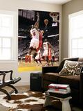 Chicago Bulls v Miami Heat - Game ThreeMiami  FL - MAY 22: Carlos Boozer and LeBron James
