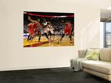 Chicago Bulls v Miami Heat - Game FourMiami  FL - MAY 24: Dwyane Wade  Joakim Noah and Luol Deng