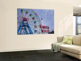Historic Wonder Wheel Fairground  Coney Island