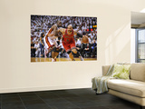 Chicago Bulls v Miami Heat - Game ThreeMiami  FL - MAY 22: Carlos Boozer and Joel Anthony