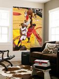 Chicago Bulls v Miami Heat - Game FourMiami  FL - MAY 24: Dwyane Wade and Luol Deng