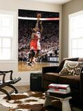 Chicago Bulls v Miami Heat - Game FourMiami  FL - MAY 24: LeBron James  Luol Deng