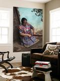 Kakchiquel Woman Weaving