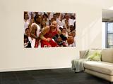 Chicago Bulls v Miami Heat - Game ThreeMiami  FL - MAY 22: Carlos Boozer and Udonis Haslem