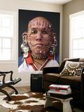 Portrait of Pierced Man