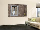 Faux Window on Wall