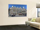 Historic Guildhalls on Grand Place