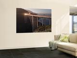 Bixby Bridge Along the Big Sur Coastline