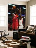 Atlanta Hawks v Chicago Bulls - Game Five  Chicago  IL - MAY 10: Josh Smith and Loul Deng