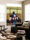 Captain America V4  No22 Cover: Captain America