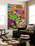Tales to Astonish No79 Cover: Hulk and Hercules