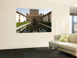 Palacio De Comares and Torre De Comares  Palacios Nazaries (Nasrid Palace)  Alhambra