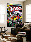 Uncanny X-Men 139 Cover: Shadowcat  Storm  Angel  Colossus  Nightcrawler  Wolverine and X-Men