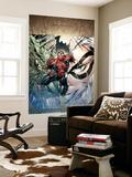 Sensational Spider-Man No24 Cover: Spider-Man  Lizard and Black Cat