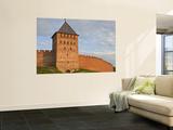 Walls and Tower of Kremlin