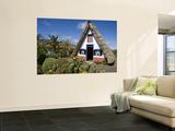Traditional A-Frame Palheiro House