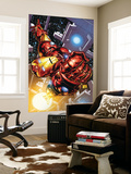The Invincible Iron Man No1 Cover: Iron Man