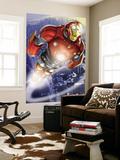 Ultimate Iron Man II No3 Cover: Iron Man