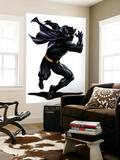 Marvel Heroes: Black Panther Charging  Running