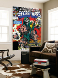 Secret Wars 10 Cover: Dr Doom