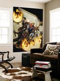 Captain Britain and MI13 No15 Cover: Black Knight