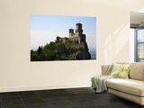 Rocca Guaita Castle known as First and Oldest Tower in Centre of Medieval San Marino
