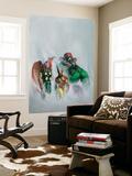 Secret War V1 No1 Group: Wolverine  Thor  Hulk and Spider-man